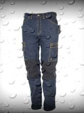 Hose- dark denim