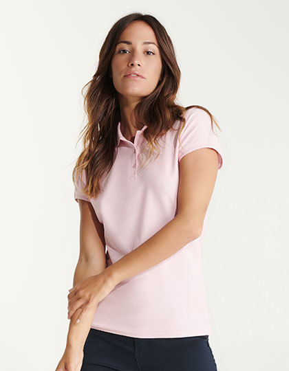 Star Woman Poloshirt