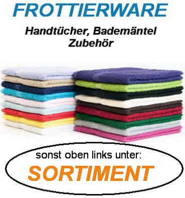 Frottierware